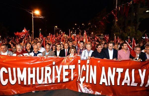 29 Ekim'de Antalya 1