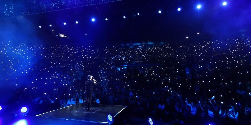 Tarkan'ın 2017 Konserlerinden Muhteşem Kareler 10