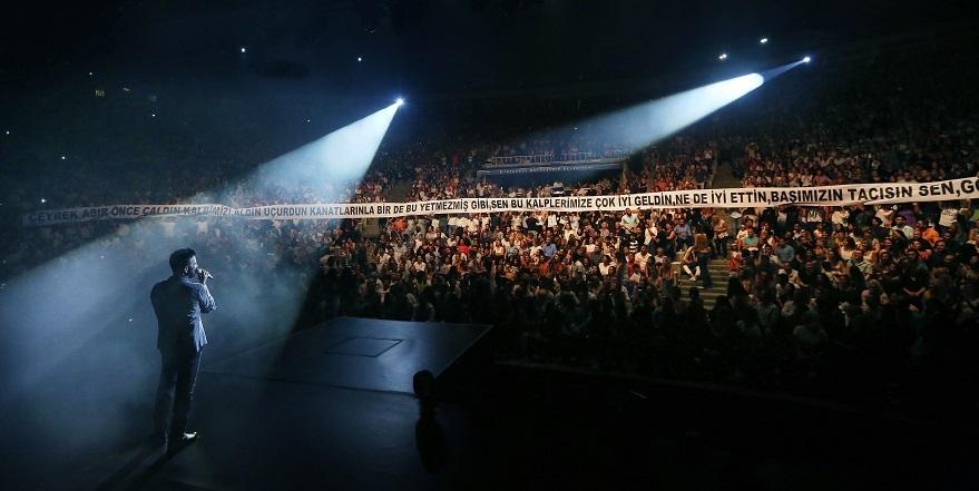 Tarkan'ın 2017 Konserlerinden Muhteşem Kareler 13