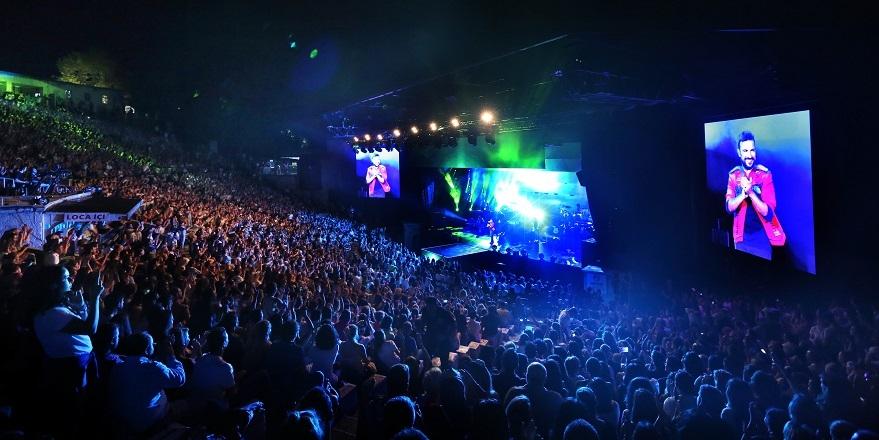 Tarkan'ın 2017 Konserlerinden Muhteşem Kareler 15