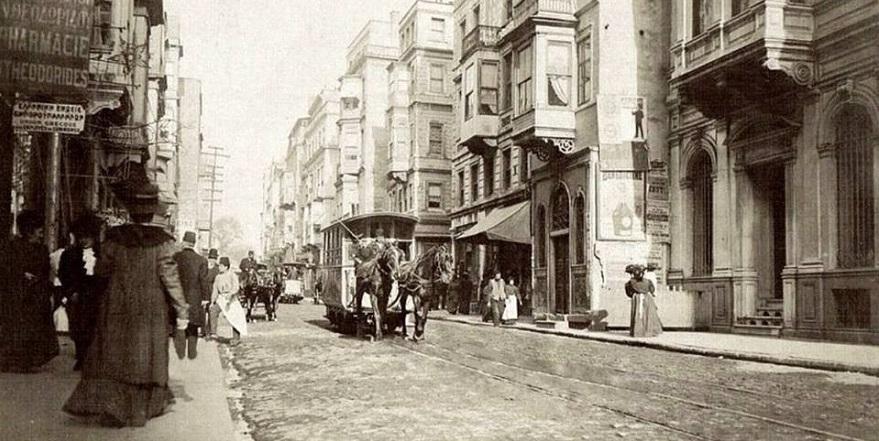 Eski İstanbul'dan muhteşem kareler 1