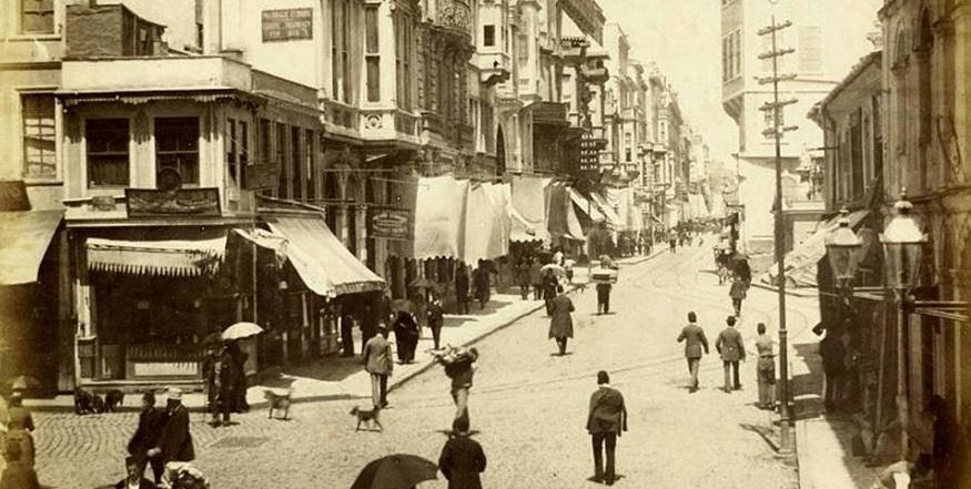 Eski İstanbul'dan muhteşem kareler 14