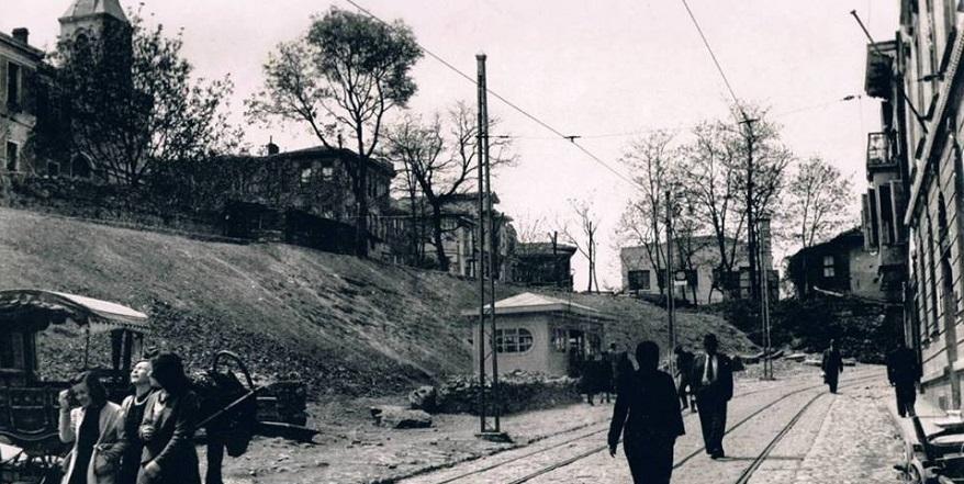 Eski İstanbul'dan muhteşem kareler 20
