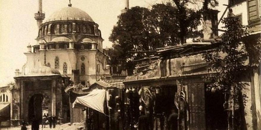 Eski İstanbul'dan muhteşem kareler 27