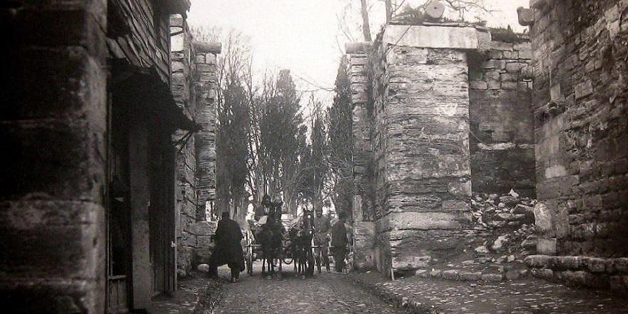 Eski İstanbul'dan muhteşem kareler 34