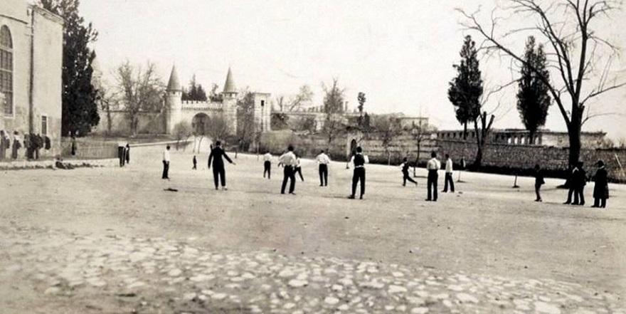 Eski İstanbul'dan muhteşem kareler 35