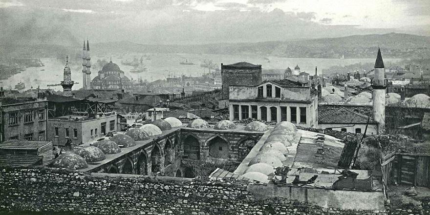 Eski İstanbul'dan muhteşem kareler 38
