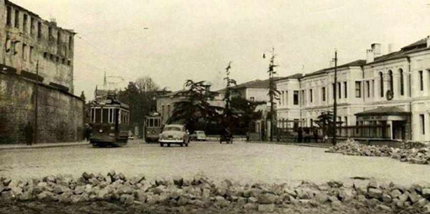 Eski İstanbul'dan muhteşem kareler 41