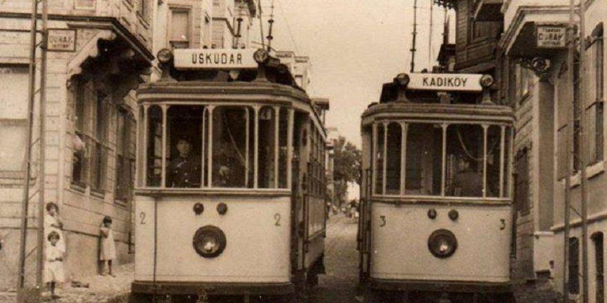 Eski İstanbul'dan muhteşem kareler