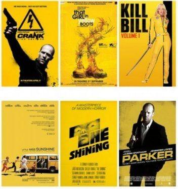 Hollywood'un klişeleşen afişleri 2