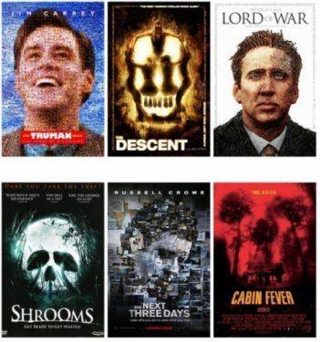 Hollywood'un klişeleşen afişleri 4