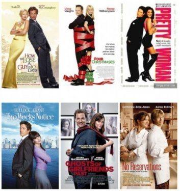 Hollywood'un klişeleşen afişleri 7