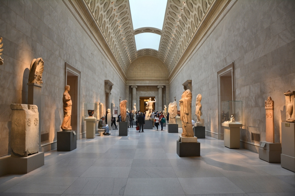 Dünyanın en çok ziyaret yapılan 10 müzesi 1