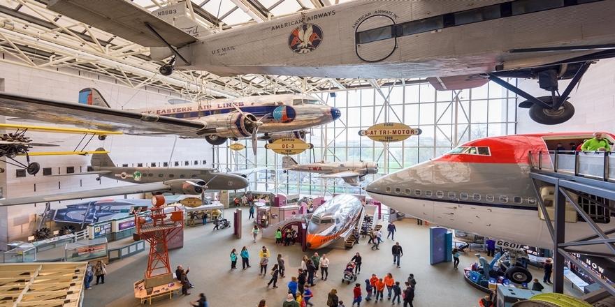 Dünyanın en çok ziyaret yapılan 10 müzesi 10