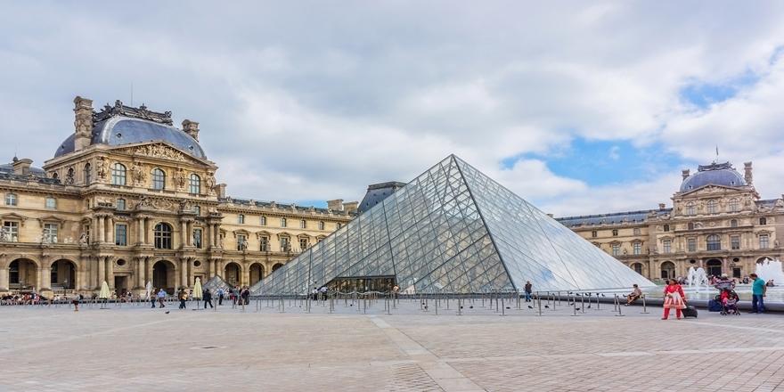 Dünyanın en çok ziyaret yapılan 10 müzesi 3