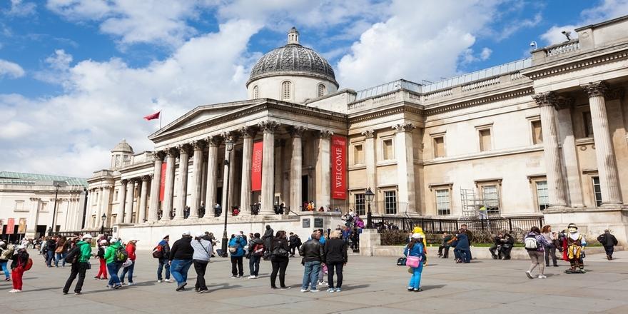 Dünyanın en çok ziyaret yapılan 10 müzesi 6