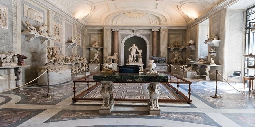 Dünyanın en çok ziyaret yapılan 10 müzesi 7