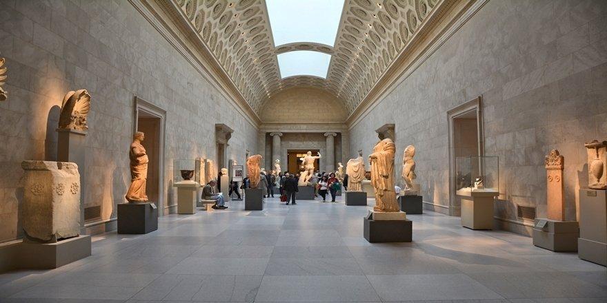 Dünyanın en çok ziyaret yapılan 10 müzesi