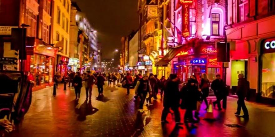 Dünyanın en süper gece hayatına sahip olan yerler 14