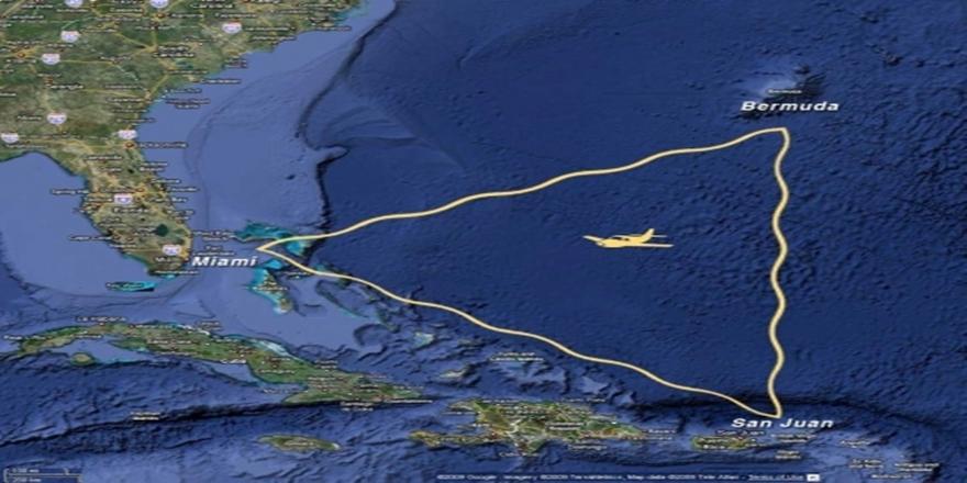 Lanetli bölge olarak bilinen Bermuda Şeytan Üçgenin sırrı çözüldü mü? 3