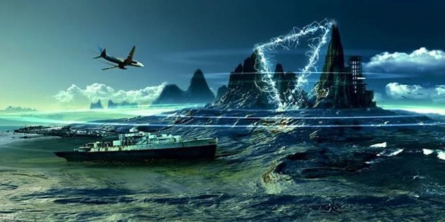 Lanetli bölge olarak bilinen Bermuda Şeytan Üçgenin sırrı çözüldü mü? 6