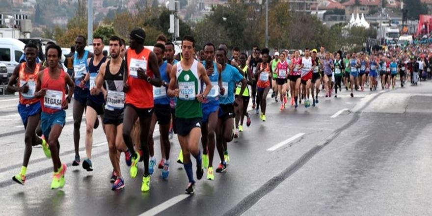 İstanbul'da dev maraton koşusu gerçekleşti 3