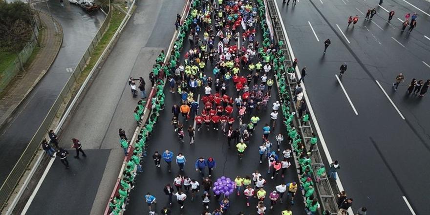 İstanbul'da dev maraton koşusu gerçekleşti 4