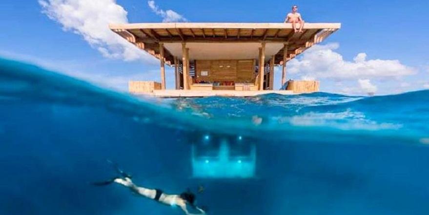 Dünyanın 10 fantastik su altı oteli 2