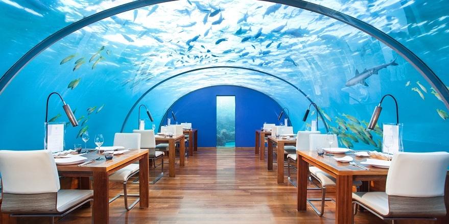 Dünyanın 10 fantastik su altı oteli 3
