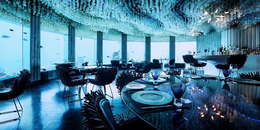 Dünyanın 10 fantastik su altı oteli 4