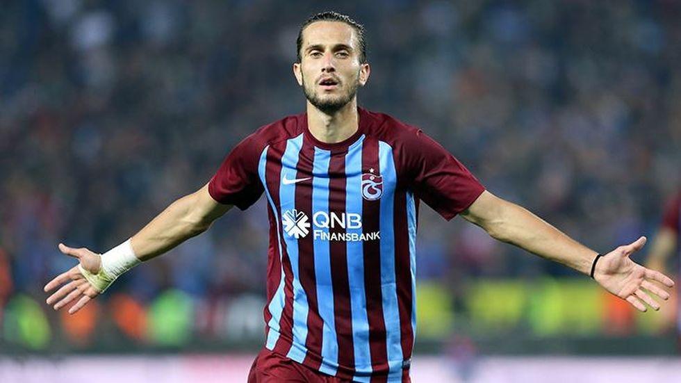 İşte Trabzonspor-Fenerbahçe maçının 11'leri 10