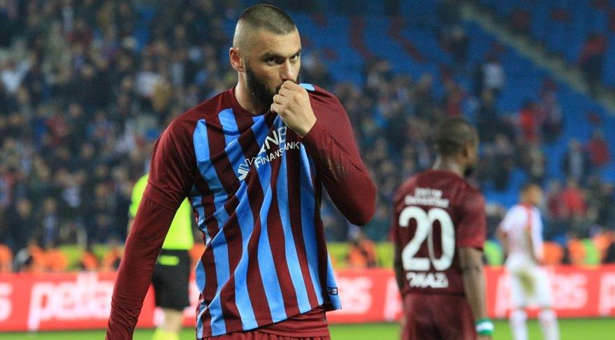İşte Trabzonspor-Fenerbahçe maçının 11'leri 12