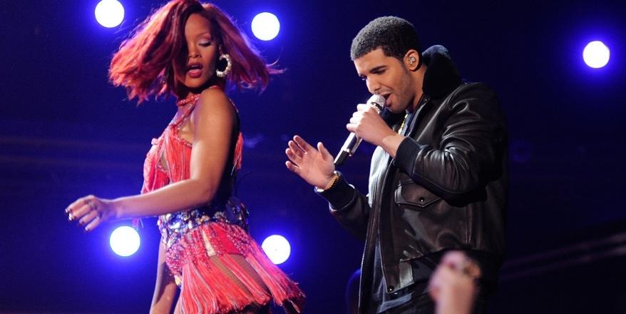Rihanna'nın performansı nefesleri kesti 1