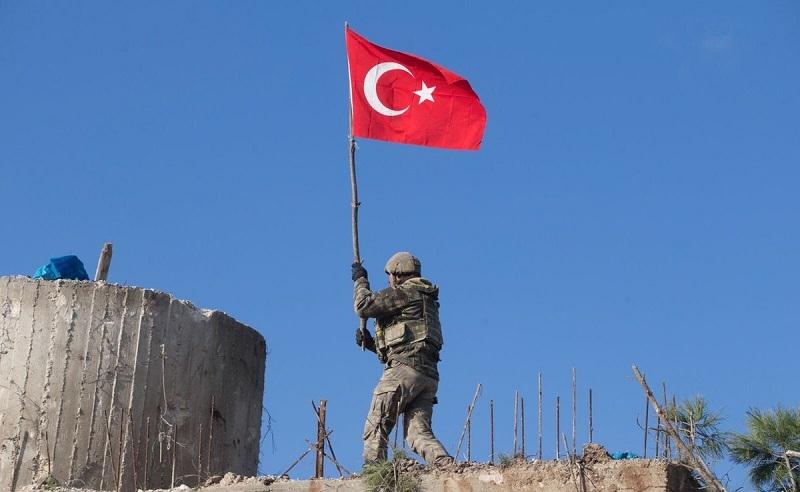 İşte kahraman Mehmetçiğin Afrin'deki özel görüntüleri 1