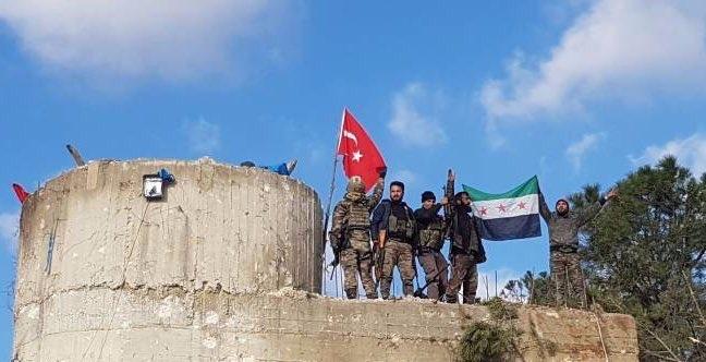 İşte kahraman Mehmetçiğin Afrin'deki özel görüntüleri 10