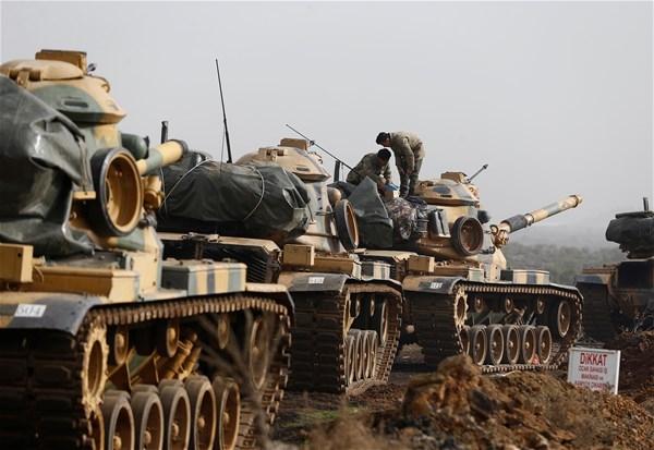 İşte kahraman Mehmetçiğin Afrin'deki özel görüntüleri 12