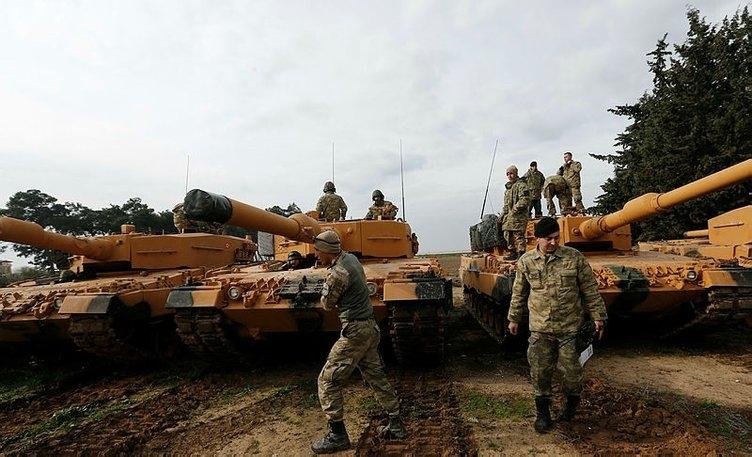 İşte kahraman Mehmetçiğin Afrin'deki özel görüntüleri 13