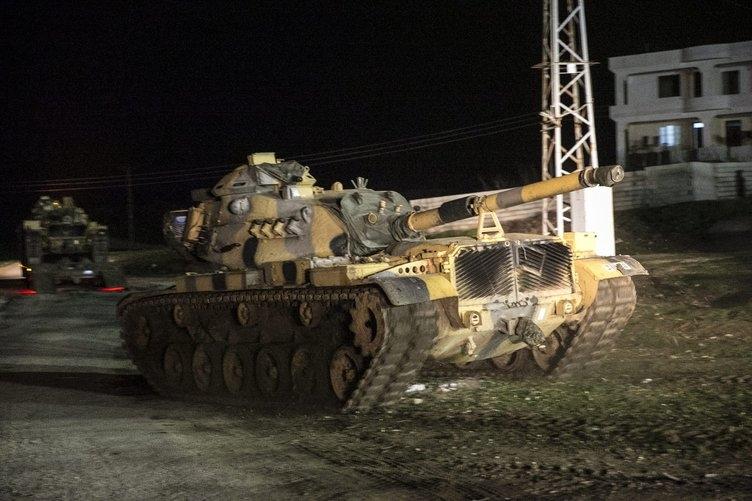 İşte kahraman Mehmetçiğin Afrin'deki özel görüntüleri 15