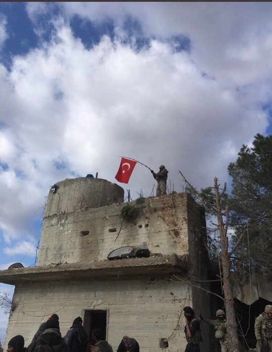 İşte kahraman Mehmetçiğin Afrin'deki özel görüntüleri 19