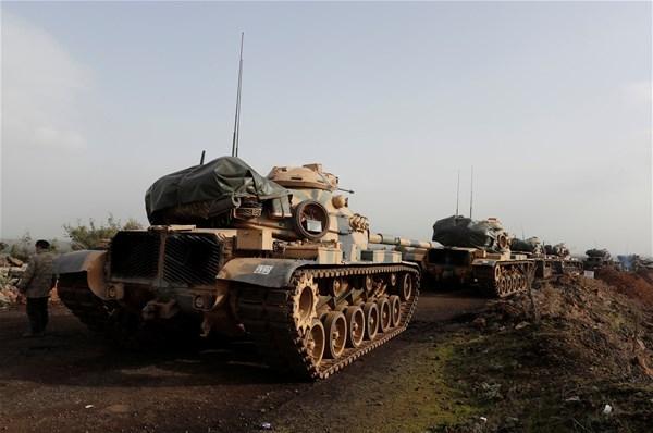 İşte kahraman Mehmetçiğin Afrin'deki özel görüntüleri 2