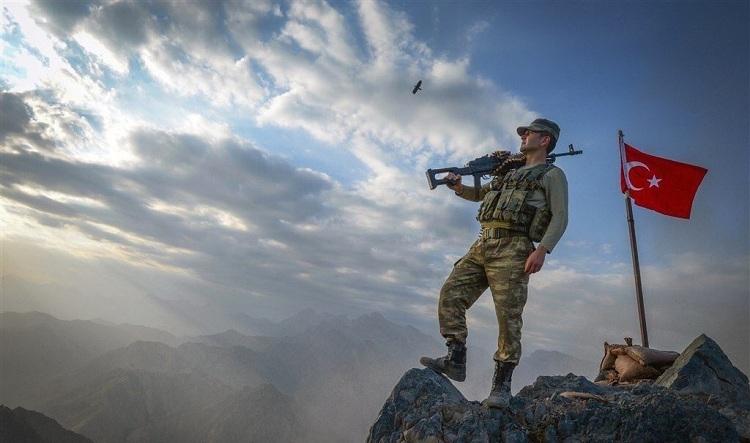 İşte kahraman Mehmetçiğin Afrin'deki özel görüntüleri 20