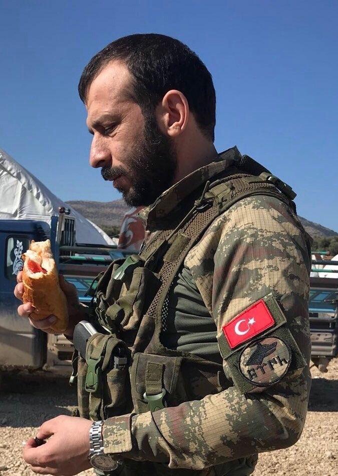 İşte kahraman Mehmetçiğin Afrin'deki özel görüntüleri 21