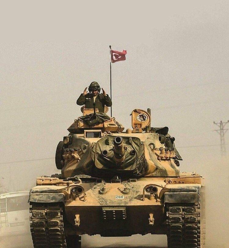 İşte kahraman Mehmetçiğin Afrin'deki özel görüntüleri 22