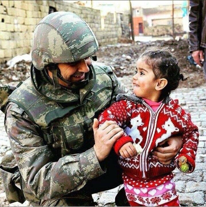 İşte kahraman Mehmetçiğin Afrin'deki özel görüntüleri 25