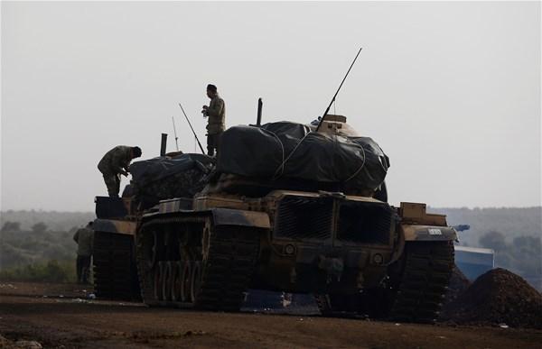 İşte kahraman Mehmetçiğin Afrin'deki özel görüntüleri 3