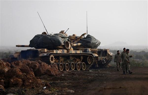 İşte kahraman Mehmetçiğin Afrin'deki özel görüntüleri 4