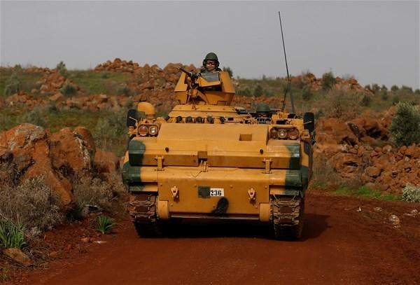 İşte kahraman Mehmetçiğin Afrin'deki özel görüntüleri 6