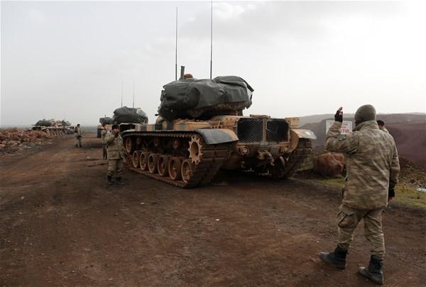 İşte kahraman Mehmetçiğin Afrin'deki özel görüntüleri 7