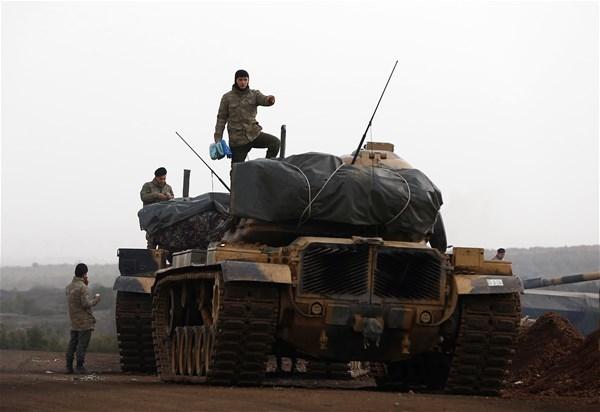 İşte kahraman Mehmetçiğin Afrin'deki özel görüntüleri 8