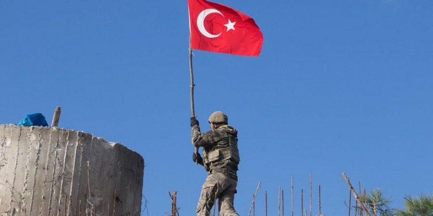 İşte kahraman Mehmetçiğin Afrin'deki özel görüntüleri